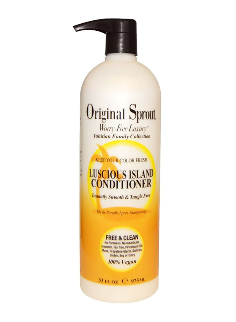 Original 2 In 1 Sprout Hair And Body Baby Wash 4 Oz Babies Ampamp 975 Ml Buy Luscious Island Conditioner Uae
