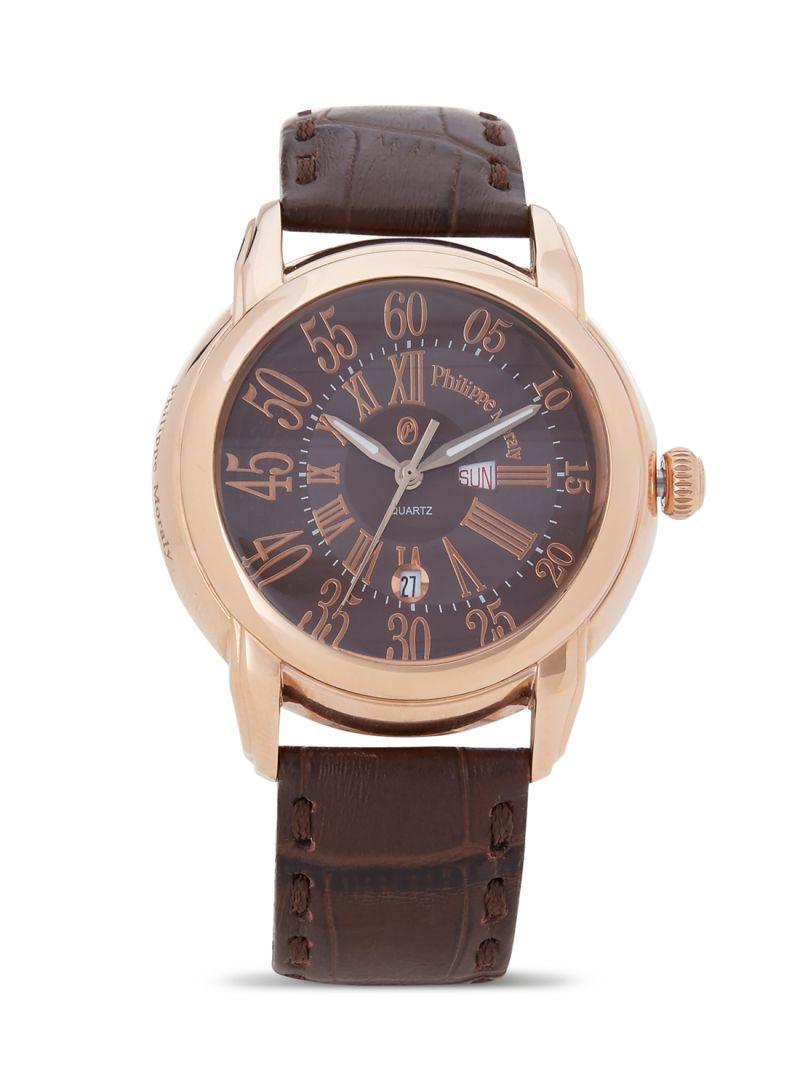 37a99d432a026 اشتري ساعة يد بعقارب طراز L1375ROO للرجال في السعودية