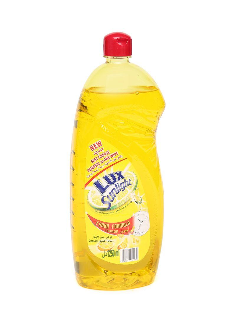 Sunlight Lemon Dishwash Liquid 1250ml