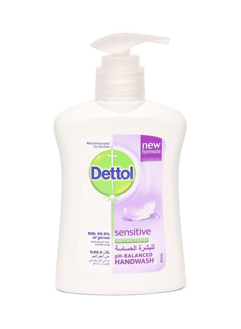 Dettol Health Care Price In Uae Kanbkam Top Drop And Deals Hand Wash Sensitive 200 Ml Pouch 2 Pcs Buy Anti Bacterial Ph Balanced Handwash