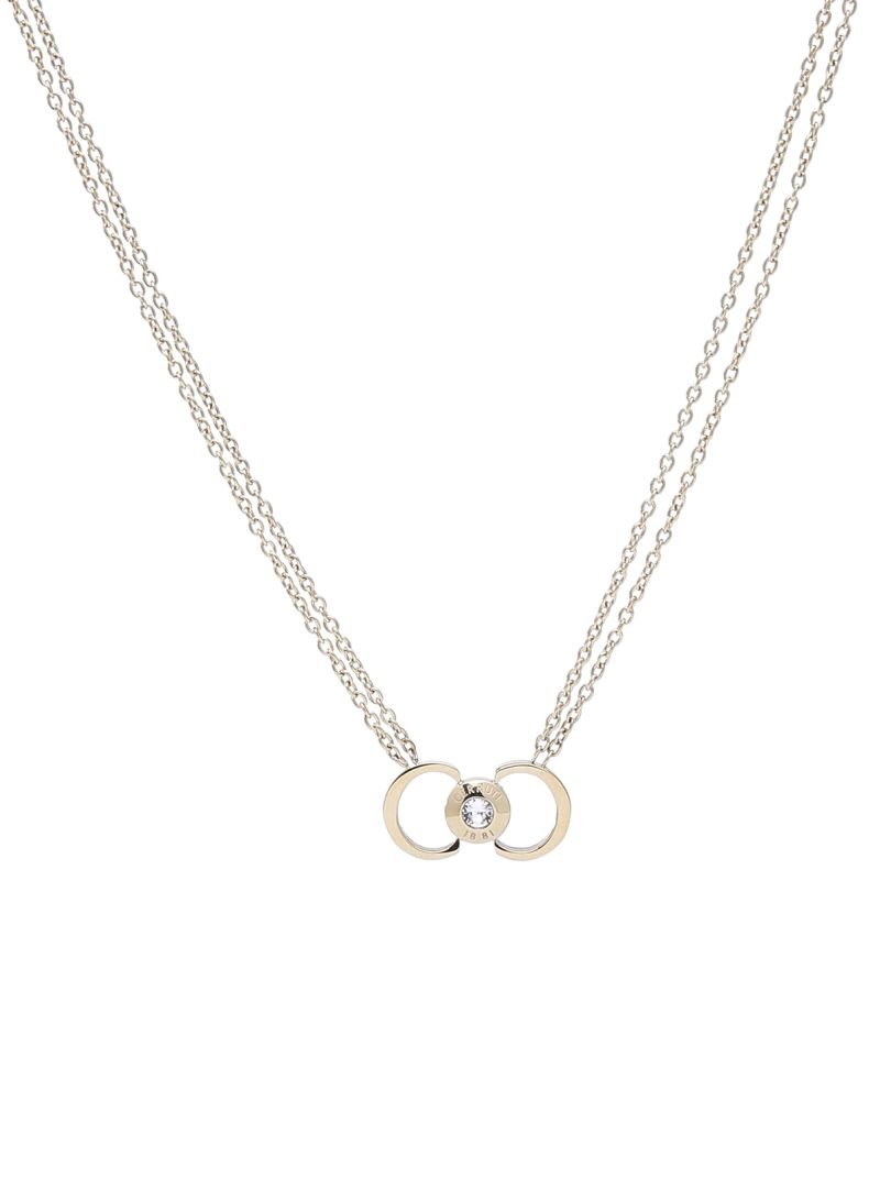 1d73ed6204 Shop CERRUTI 1881 Gold Plated Chain Necklace With Pendant online in ...