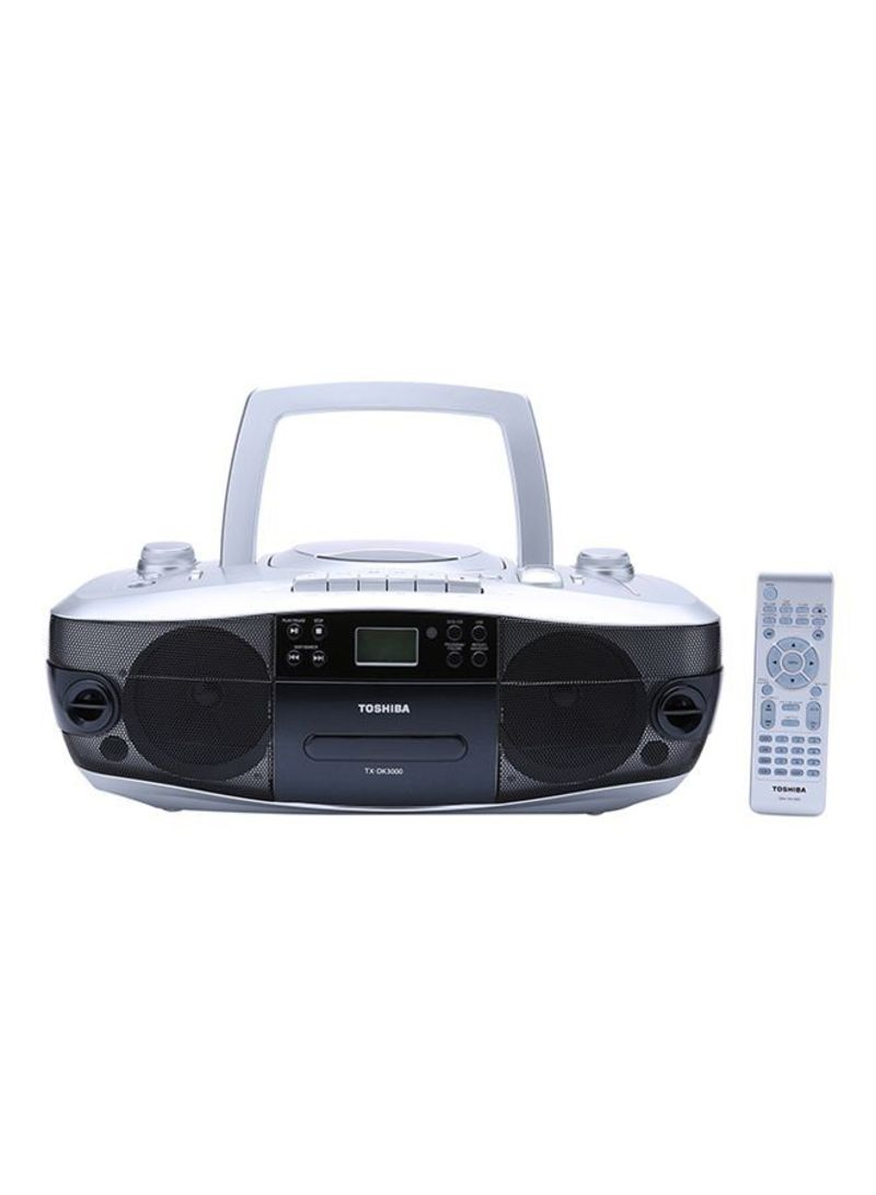 Shop Toshiba Radio Cassette Recorder With MP3/DVD/USB TX