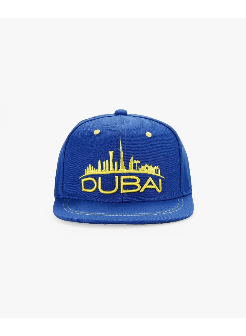 854aac3de7233 Shop Caliente Dubai Skyline Cap Blue online in Riyadh