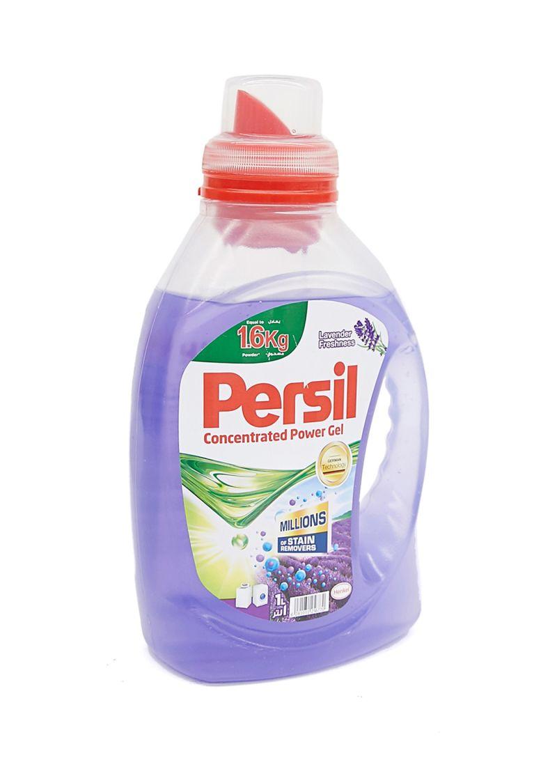 Lavender Power Liquid Detergent 1L
