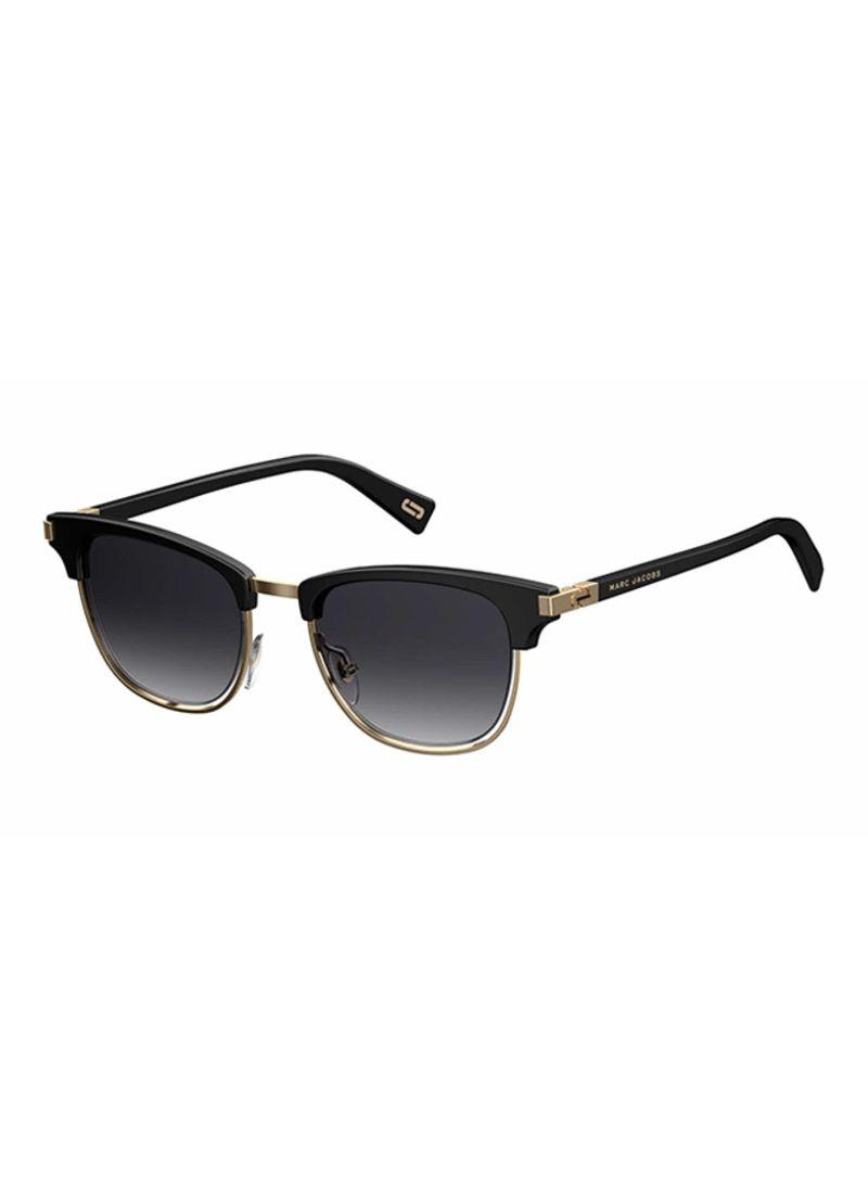 c9a988f8df Shop Marc Jacobs Women s Semi-Rimless Sunglasses MARC 171 S XLT ...