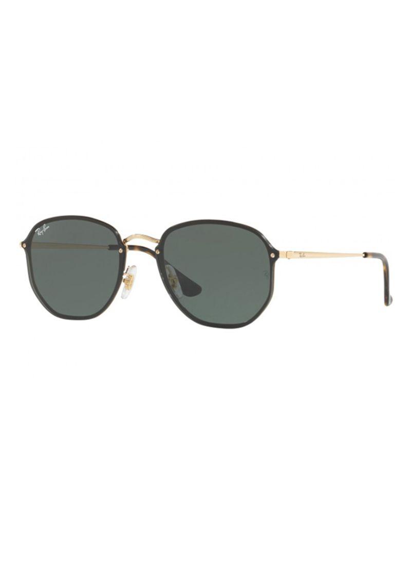 44592fee9 نظارة شمسية بليز بإطار مربع وعدسات سداسية الشكل طراز 001/71 RB3579N