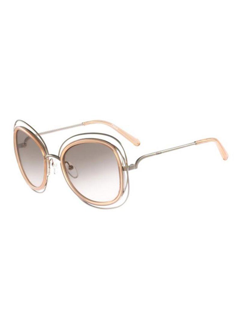 4482e2fb1e1 Buy Women s Oversized Sunglasses 123S CARLINA 724 in UAE