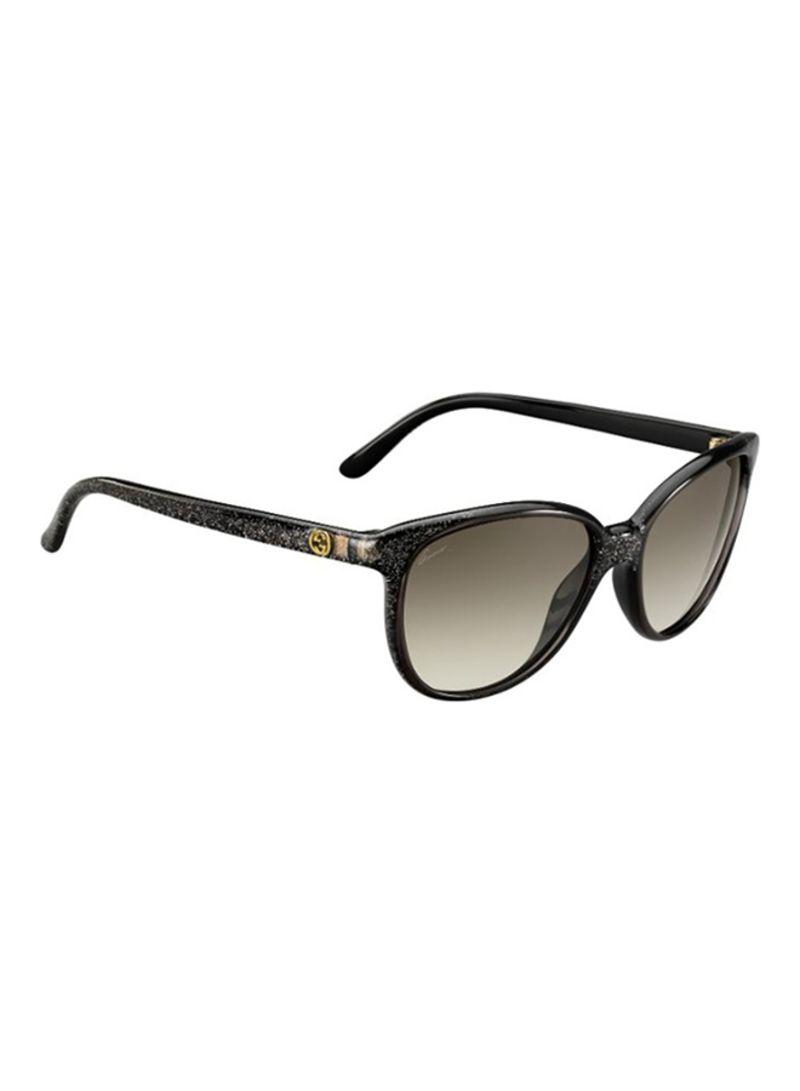 ba25b0d6e2 Shop GUCCI Women s Wayfarer Sunglasses GG 3633 N S VJR online in ...