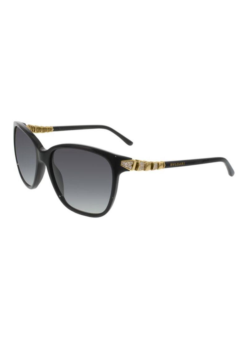 c698d6489cd9 Shop BVLGARI Women s UV-Protection Square Frame Sunglasses BV8136B ...