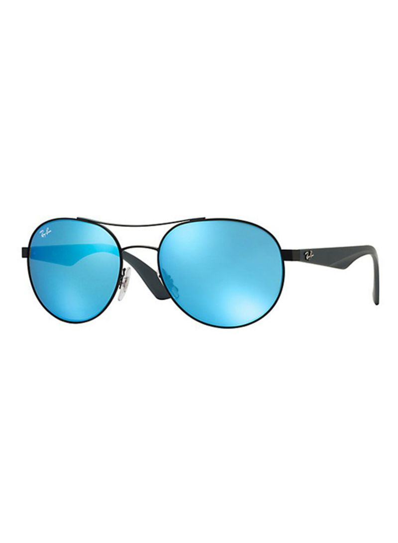 dee7e236a6 Buy Polarized Round Aviator Sunglasses RB3536 006 55 in UAE