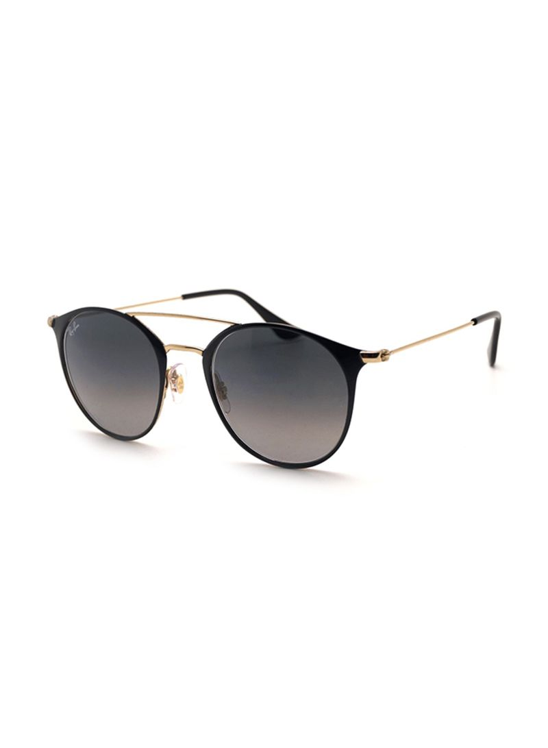 560a5ca2c46 otherOffersImg v1506417692 N12183210A 1. Ray-Ban. Double Bridge Round Sunglasses  187 71 RB3546