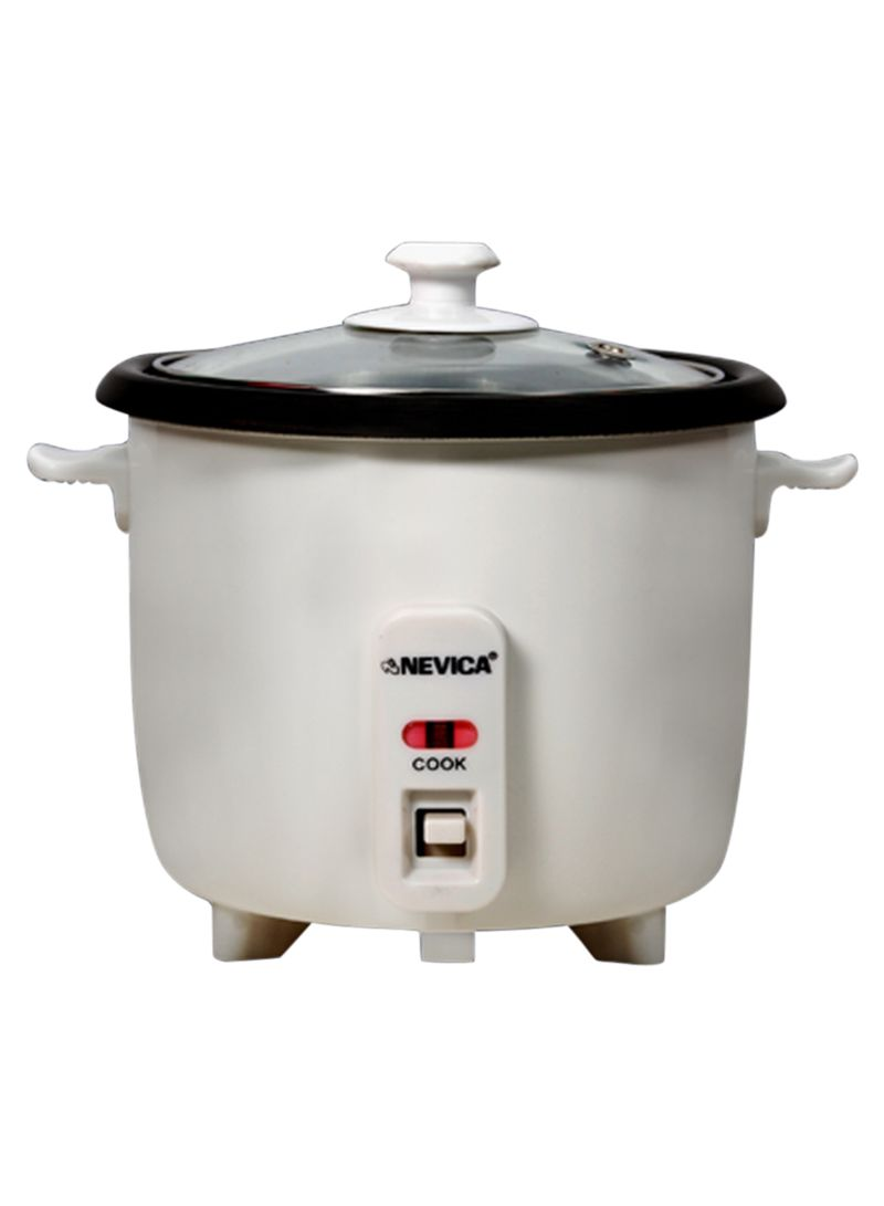 Rice Cooker 0.3L NV-609RC White | Kitchenware And Home Appliances ...