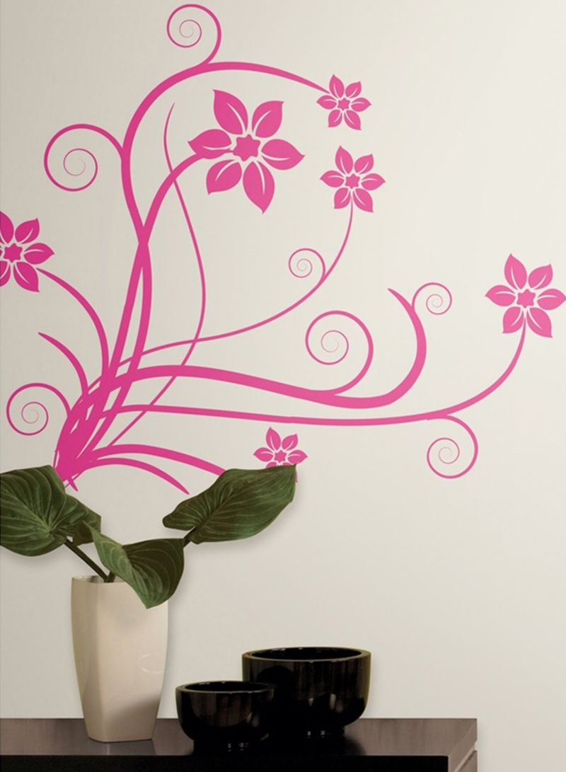e49aa7a99a otherOffersImg_v1506446392/N11037125A_1. RoomMates. Deco Swirl Peel And Stick  Wall Decals Pink