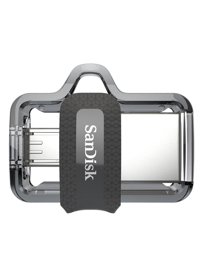 Shop Sandisk Ultra Dual Usb Flashdrive M30 Multicolour 128 Gb Flashdisk Fit 30 Flash Drive 32gb