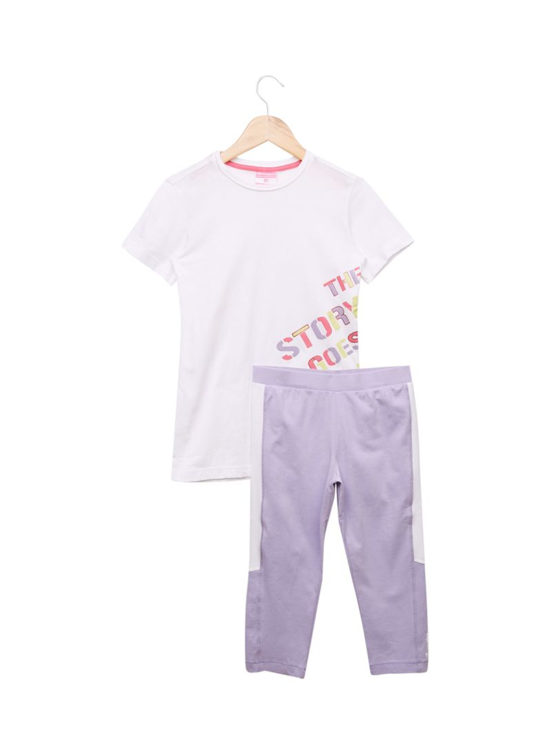 3af53c0e711 Shop Champion Kids Active Sportswear Set White online in Egypt