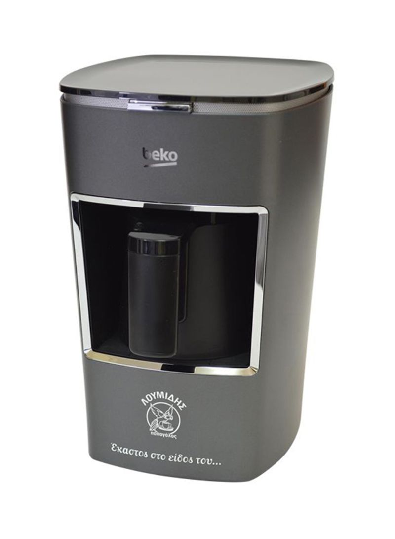 Shop Beko Turkish Single Pot Coffee Maker Bkk 2300gray Grey Online