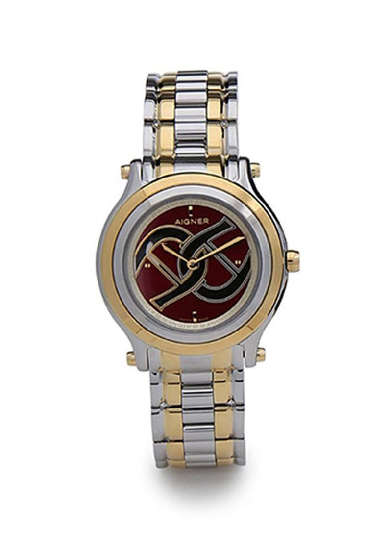 Womens Bologna Stainless Steel Watch M A55217 Watches Aigner Women