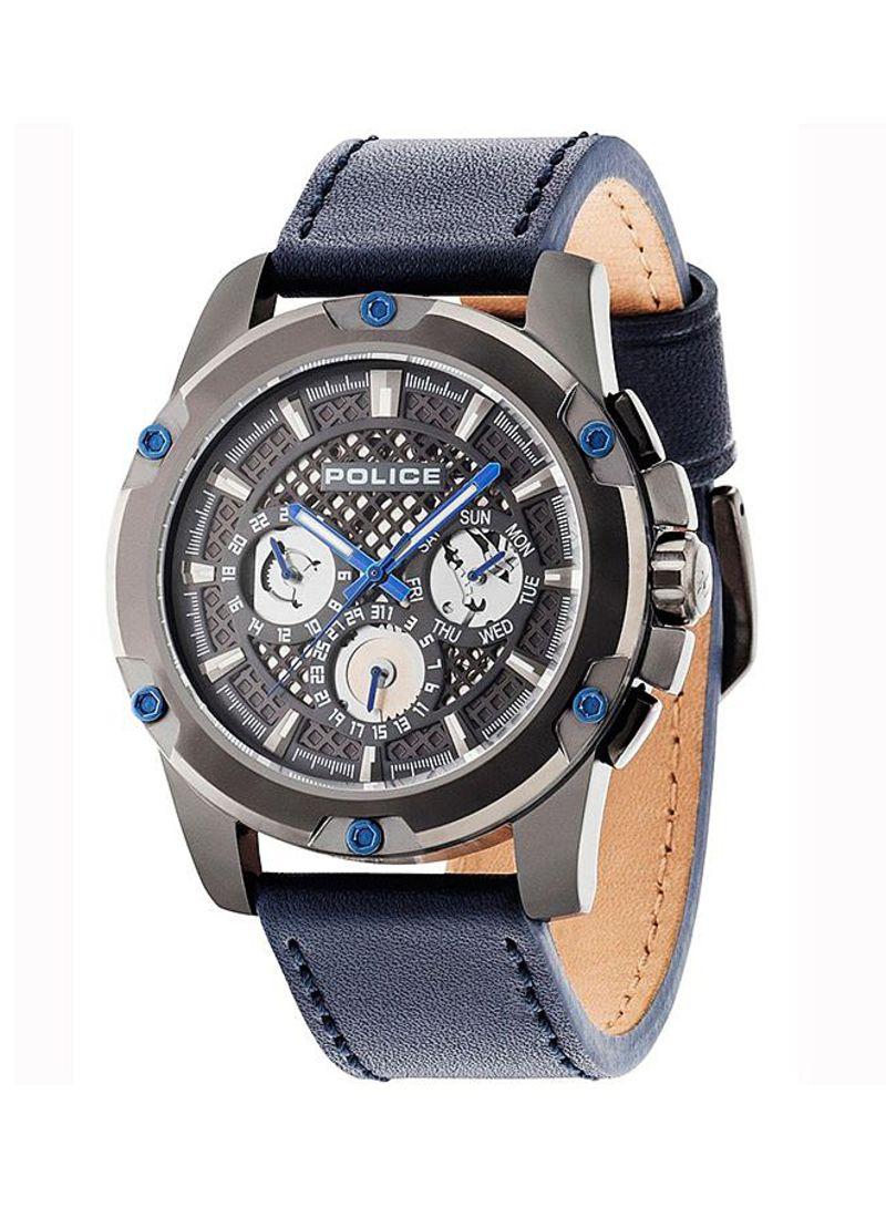 dc368a271 اشتري ساعة يد من الستانلس ستيل طراز P 14689JSU-13 للرجال في الامارات