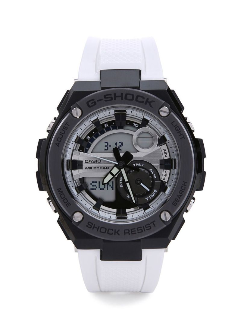 Mens Analog Digital Stainless Steel Watch Gst 210b 7adr Watches Casio G Shock 1a