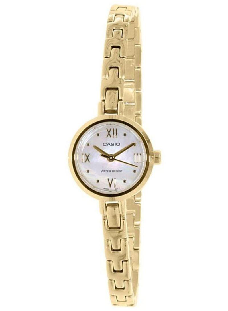 564735a64 Shop Casio Women's Core Analog Quartz Watch LTP1352G-7A online in ...