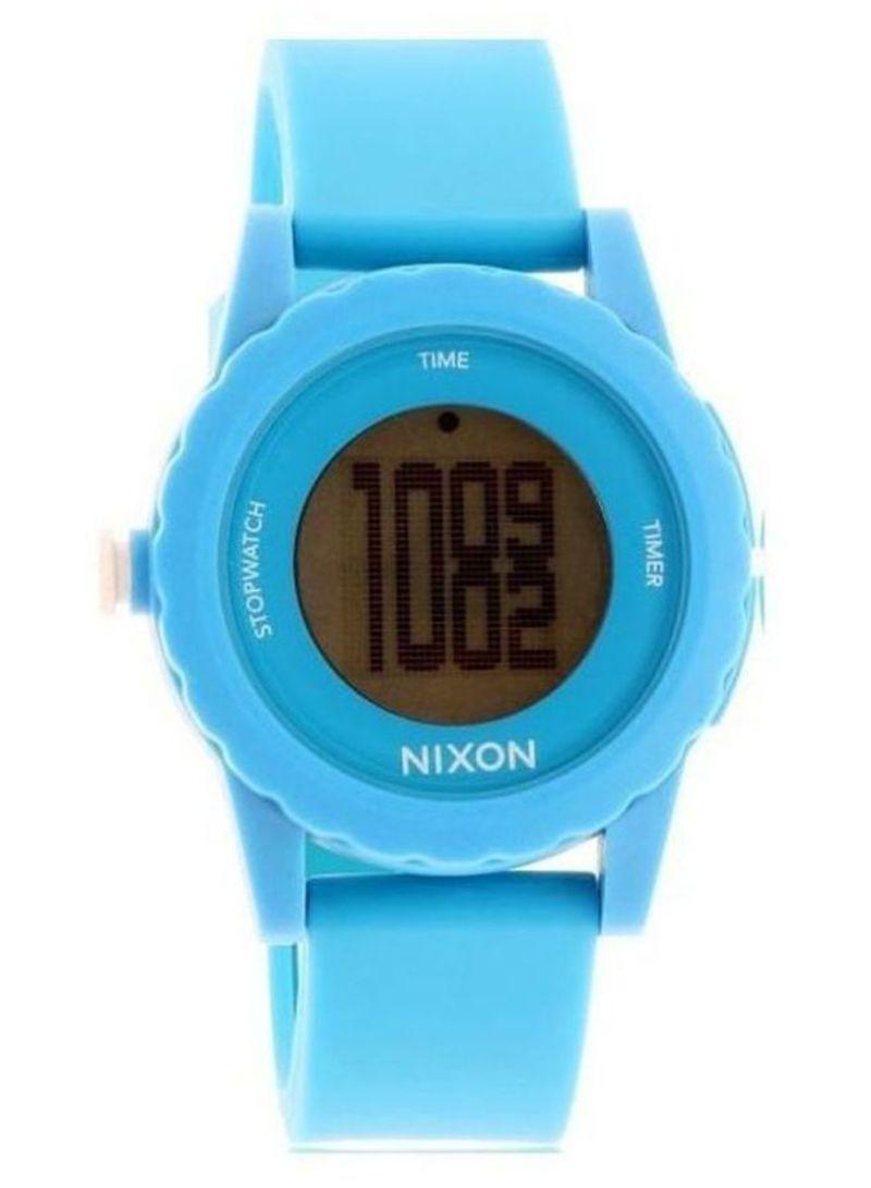 18a6ae7b4 Shop NIXON Women's Genie Digital Quartz Watch A326917 online in ...