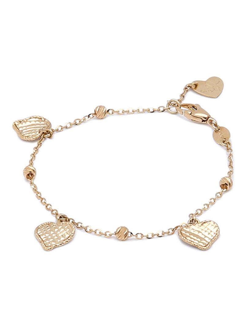 Shop damas Farfasha 18K Gold Baby Collection Heart Charm