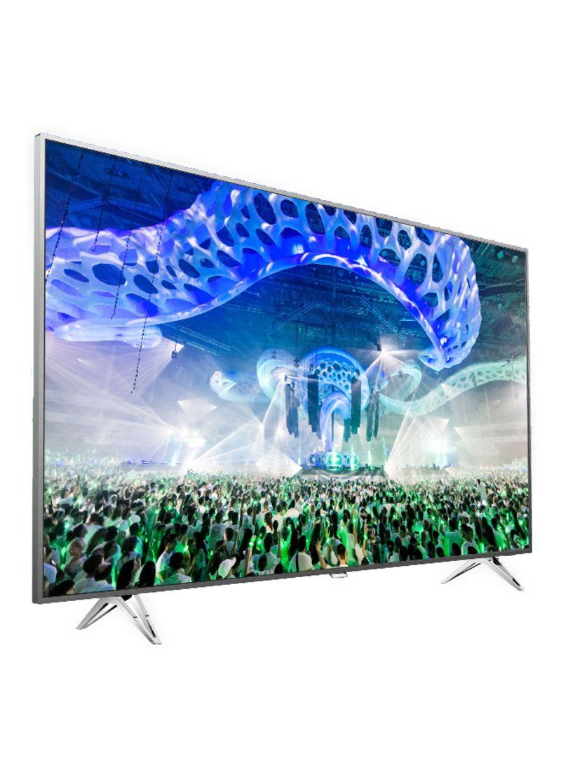 6f6c5c5bf9038 Shop Philips 65-Inch 4K Ultra HD Wi-Fi Smart LED TV 65PUT7601 Black ...