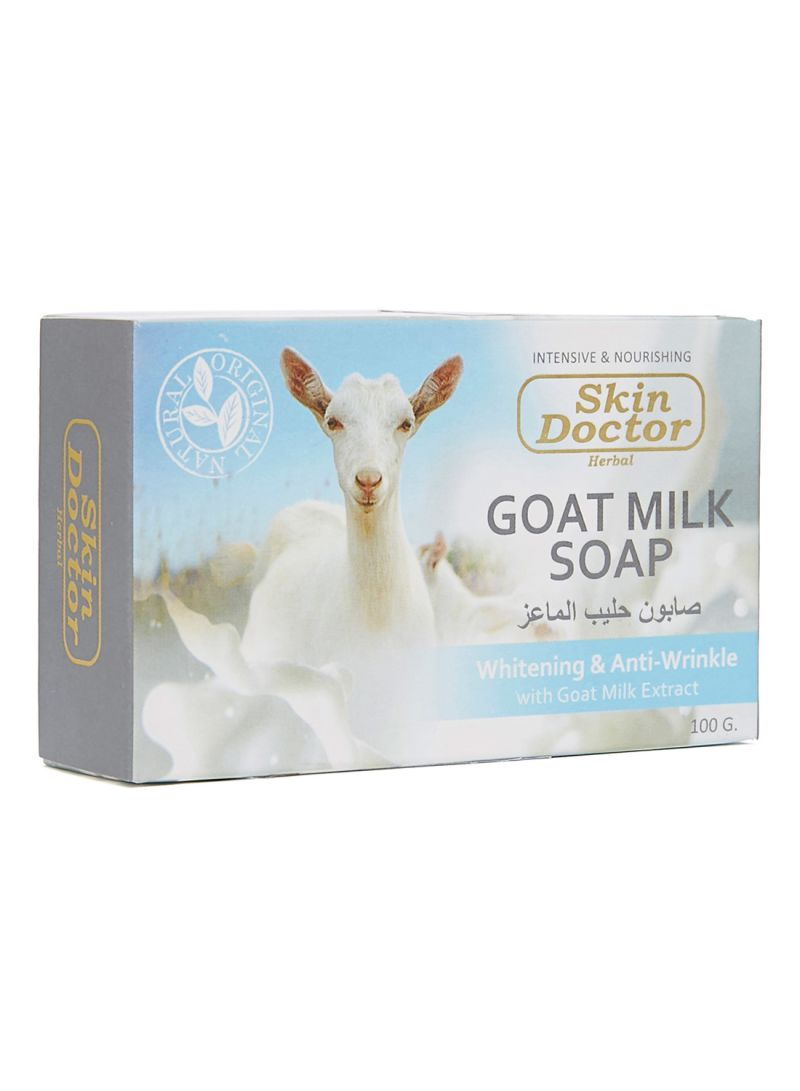 Goat Milk Soap 100 G Health Care Kanbkam Com