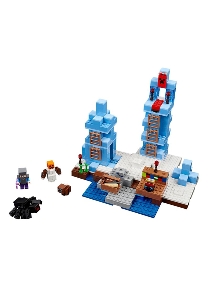 Minecraft The Ice Spikes 21131 Categories Lego 21133 Witch Hut