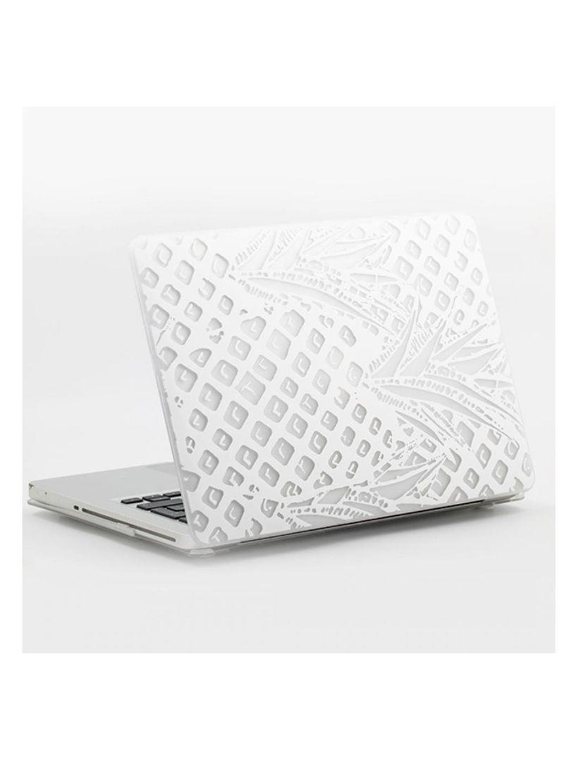 size 40 b6f4b 587a7 Shop iOrigin Laptop Case For MacBook Air 13-Inch Clear/Pineapple ...