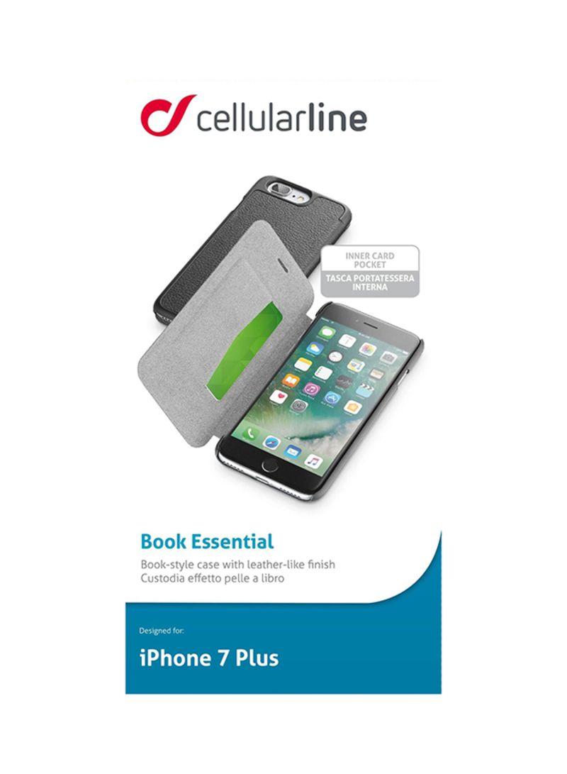 Cellularline Combo - iPhone 7 Custodia a libro con back-case