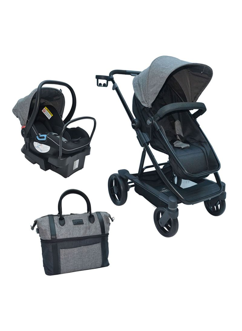Shop Evenflo Hiro 4 In 1 Travel System Stroller Online In Dubai Abu Dhabi And All Uae