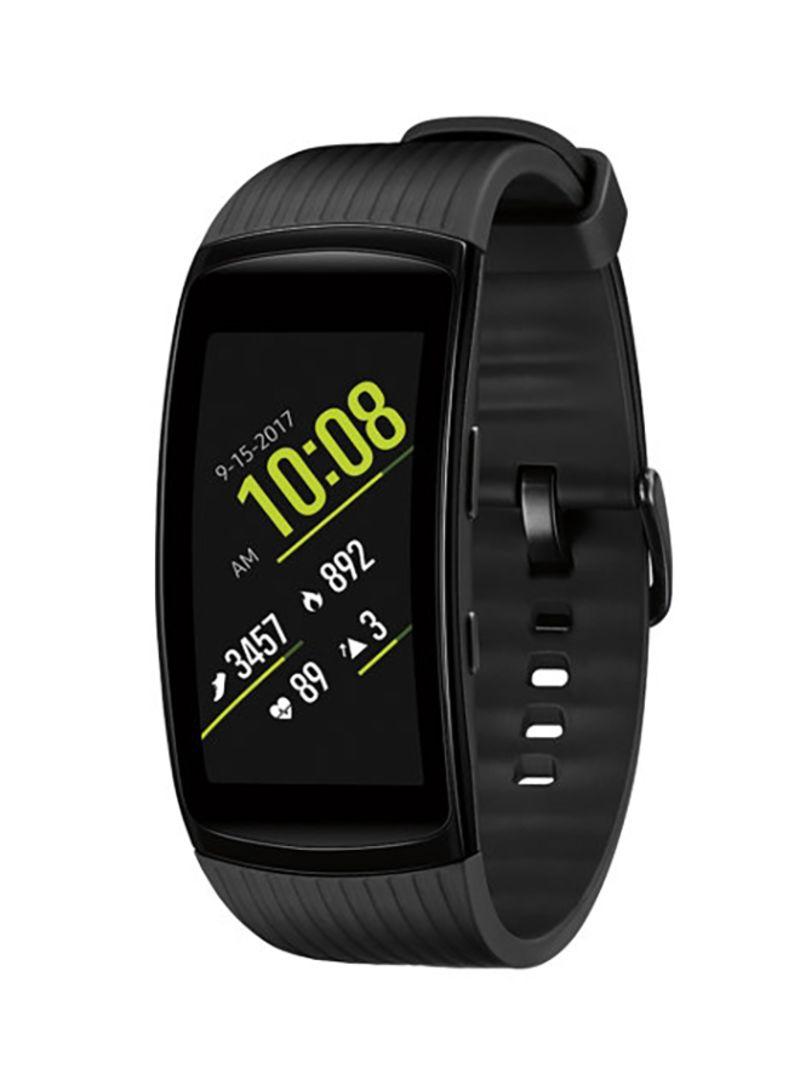 Shop Samsung Gear Fit2 Pro Smartwatch 200 mAh Black S online in Dubai, Abu  Dhabi and all UAE