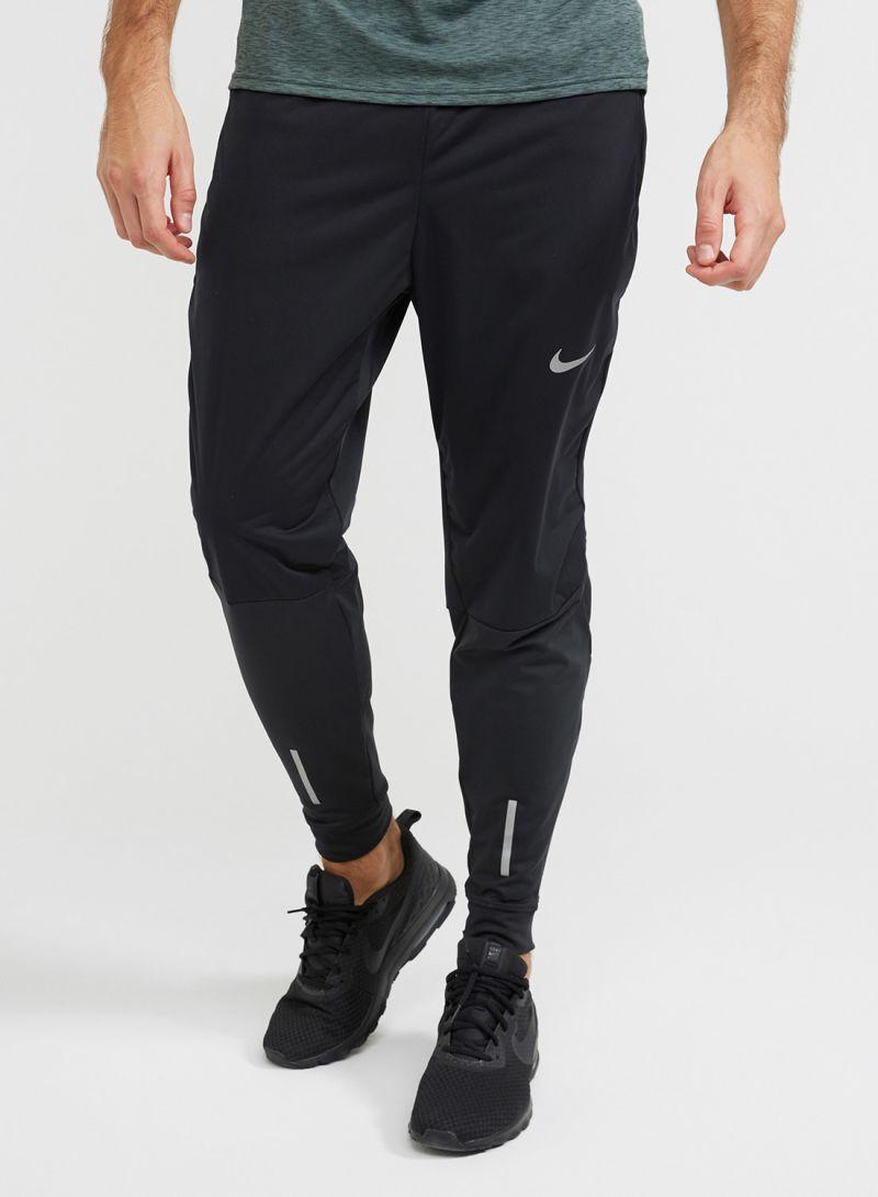 huge sale size 40 amazing price Shop Nike Shield Phenom Running Pants Black online in Dubai ...