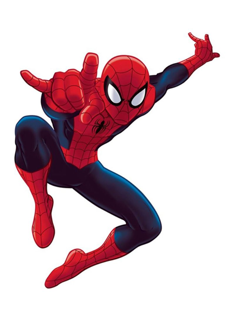 Buy Now Roommates Ultimate Spider Man Giant Wall Decal