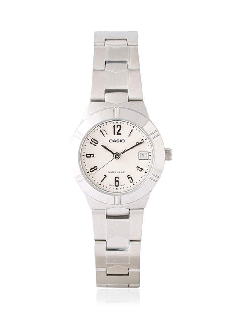 b0d0ea70a Shop Casio Women's Formal Analog Watch LTP-1241D-7A2DF online in ...