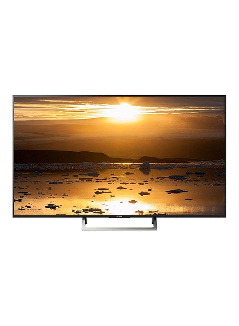 Shop Sony BRAVIA 55-Inch 4K Ultra HD HDR LED Smart TV KD-55X7000E Black  online in Dubai, Abu Dhabi and all UAE