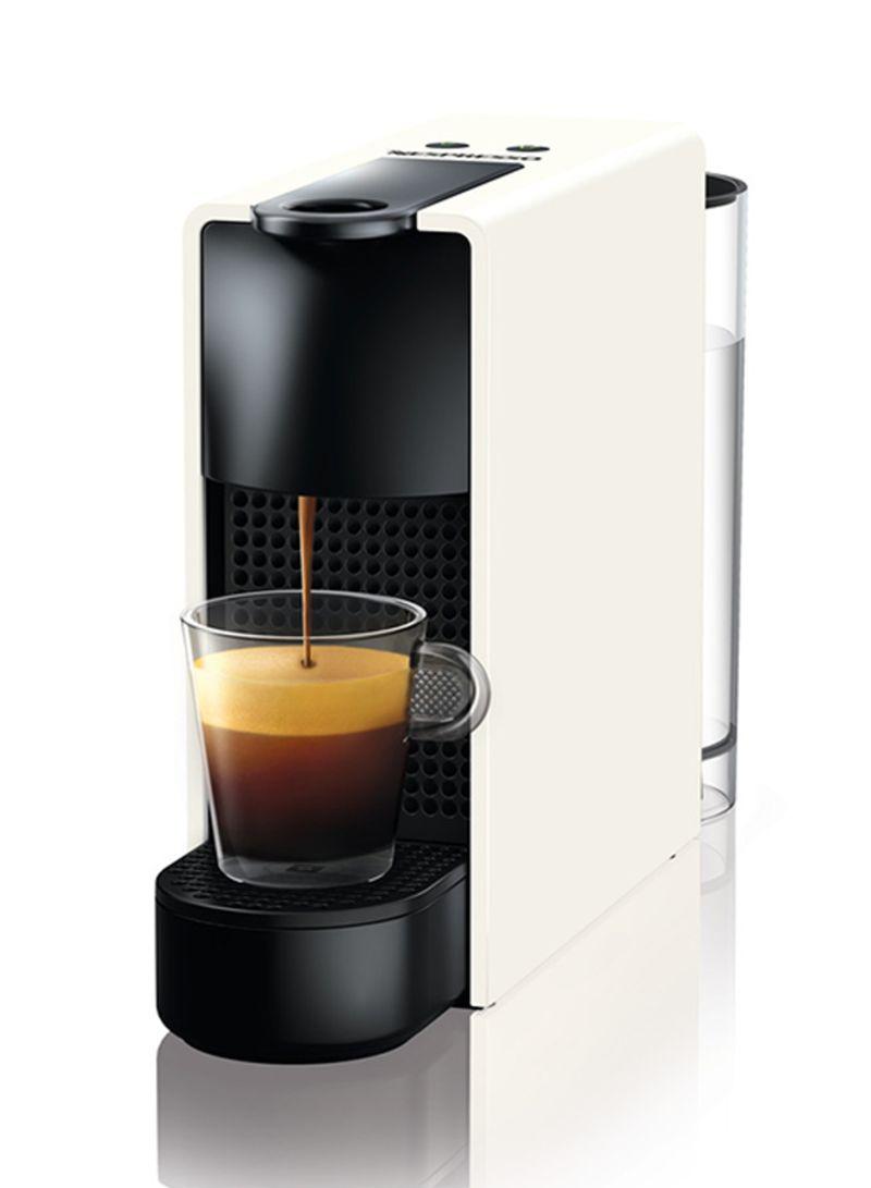 Shop NESPRESSO Essenza Mini Coffee Machine C30-ME-WH-NE White