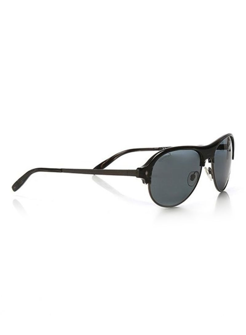 6c11913893b1 Buy Men s Oval Frame Sunglasses 1136 C 173P in Saudi Arabia