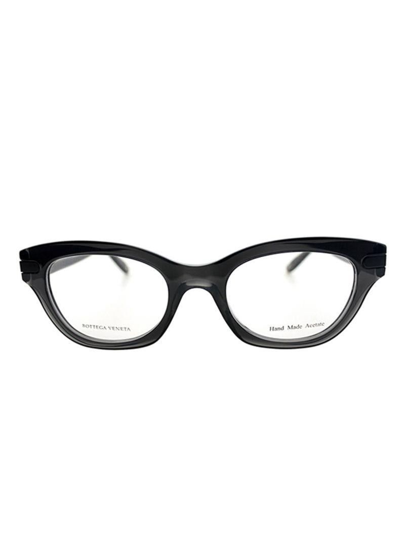 8b3de75ef03 Shop BOTTEGA VENETA Women s Cat Eye Frame Sunglasses 234 c tvd ...