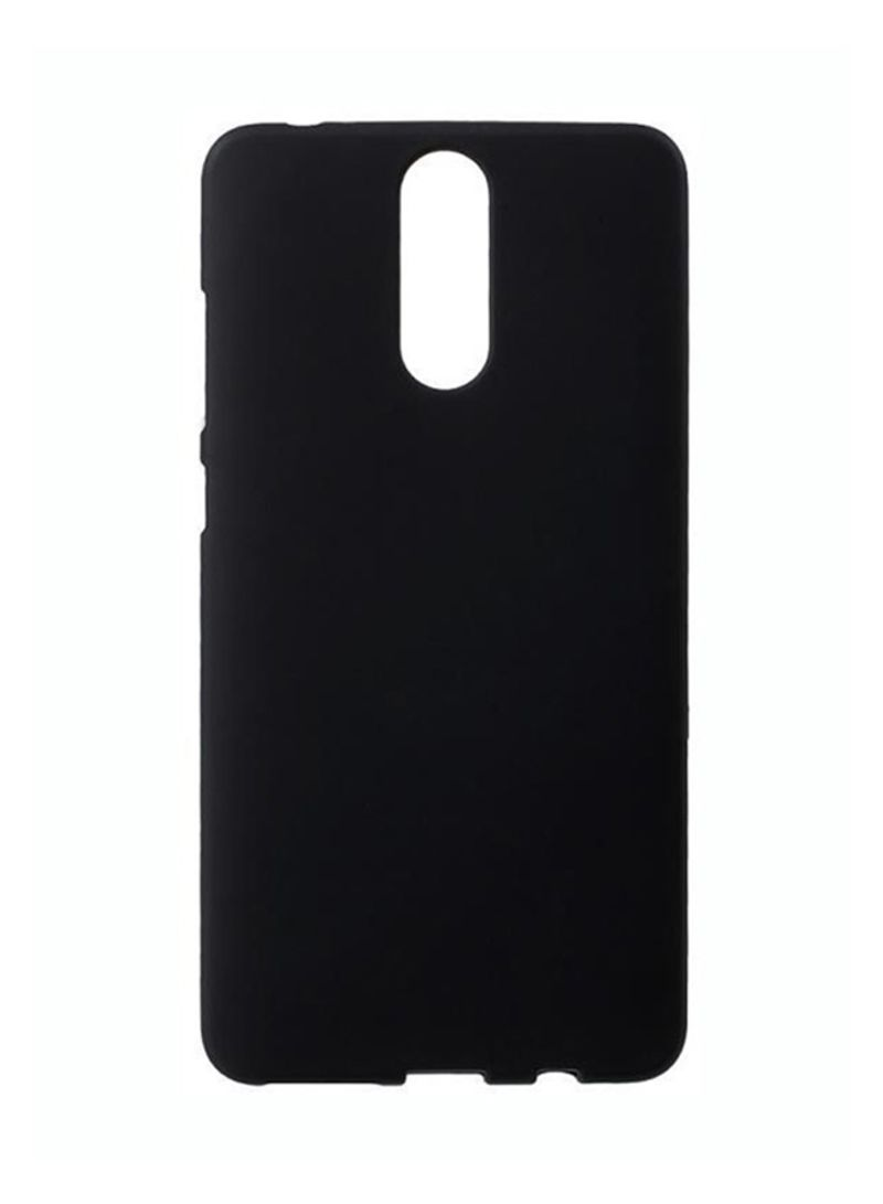 Shop INEIX Silicone Back Cover For Huawei Mate 9 Pro Black online in Dubai,  Abu Dhabi and all UAE