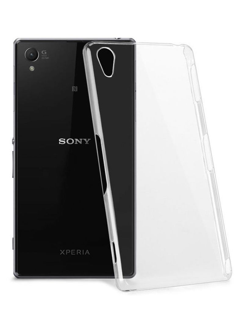 big sale 8e3f7 4a6c8 Shop INEIX Silicone Back Cover For Sony Xperia Z3 Clear online in Riyadh,  Jeddah and all KSA