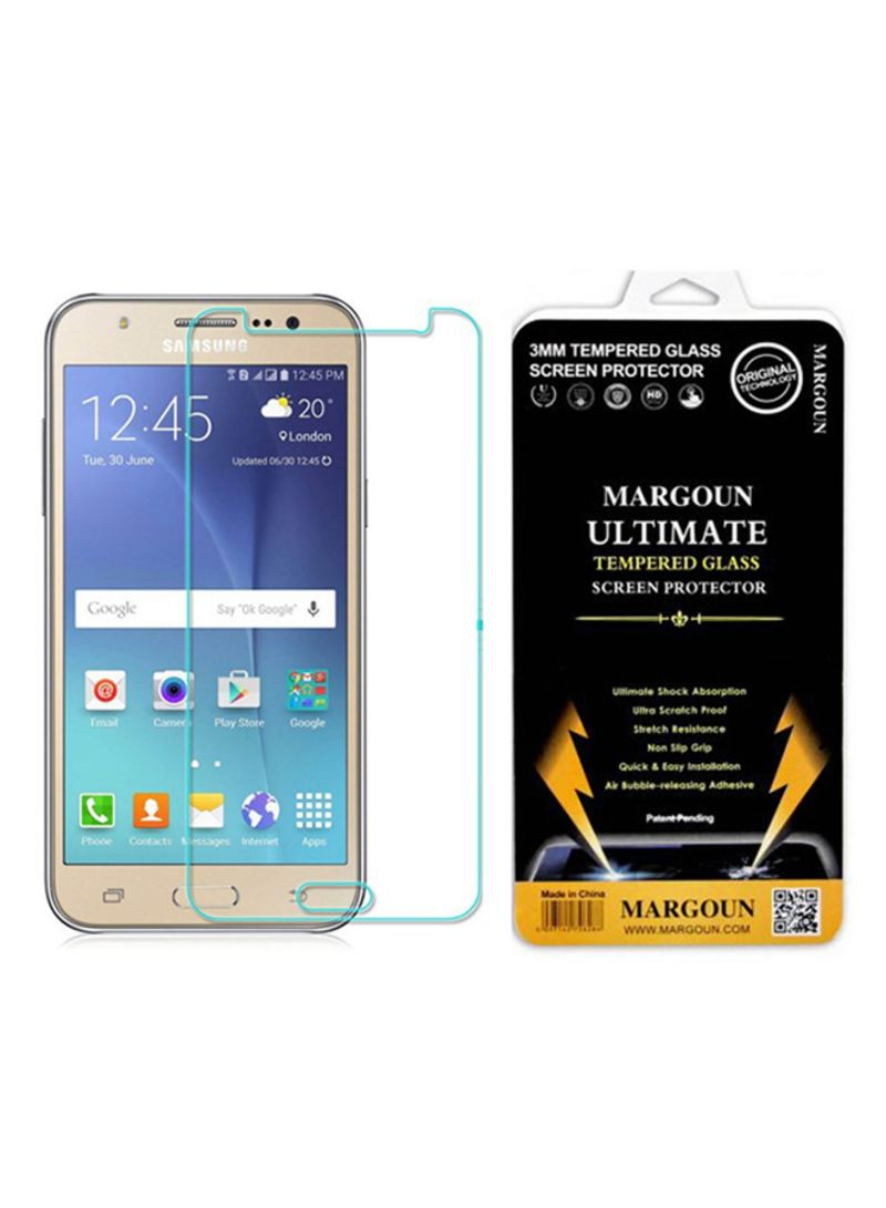 Tempered Glass Screen Protector For Samsung Galaxy J5 2016 Clear