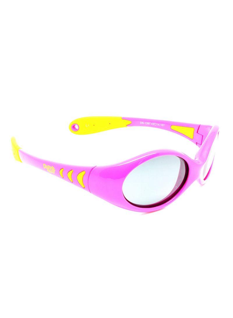 9538eb30a7df4 Shop DESPADA Women s Full Rim Oval Sunglasses DE1397C1 online in ...