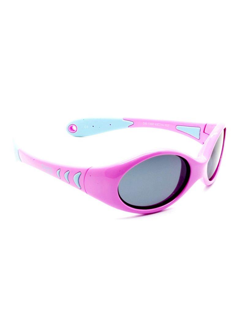 54c4765318d85 Shop DESPADA Women s Full Rim Oval Sunglasses DE1397C3 online in ...