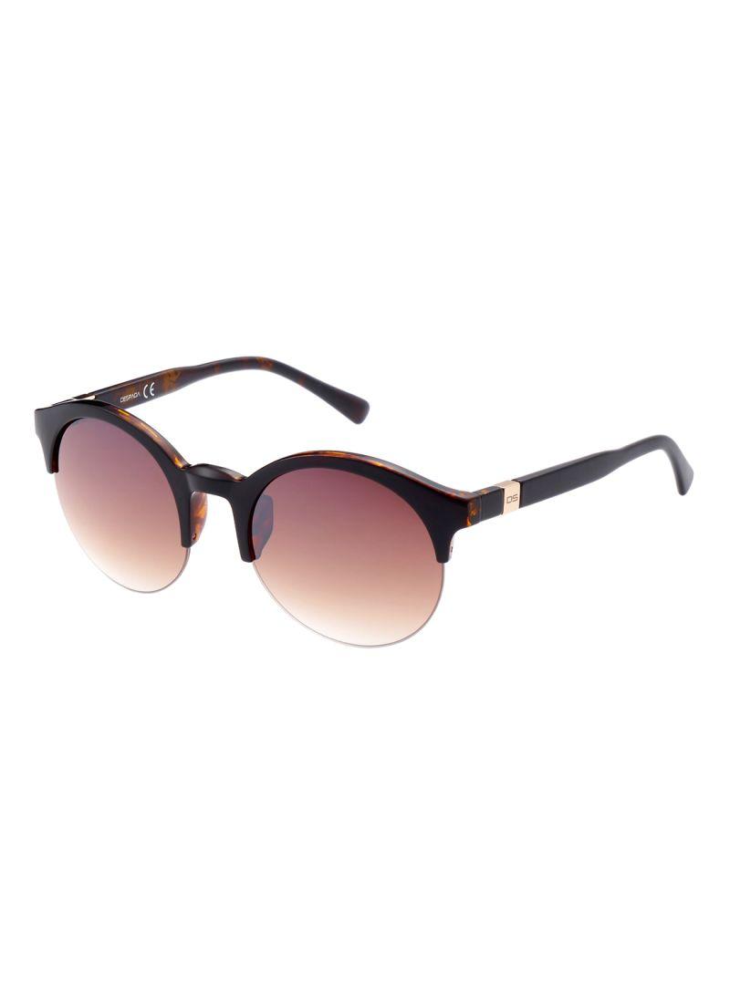 0c0ba6da806e5 Shop DESPADA Women s Half Rim Brow Line Sunglasses DE1429C2 online ...