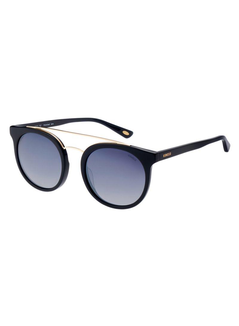 f1a361f4d اشتري نظارة شمسية بإطار دائري كامل الحواف طراز HE1082C1 للنساء في السعودية
