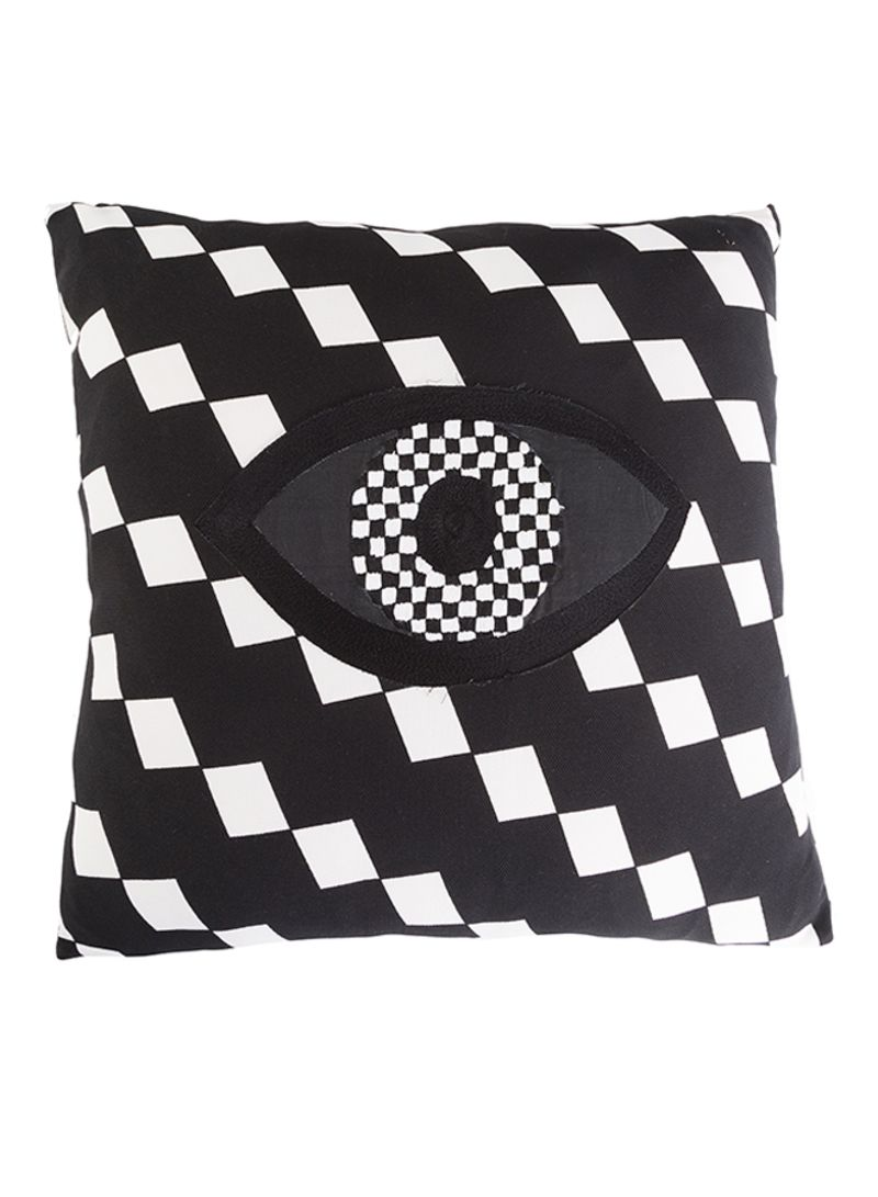 Dvan Naz Decorative Pillow Black White Price In Uae Noon