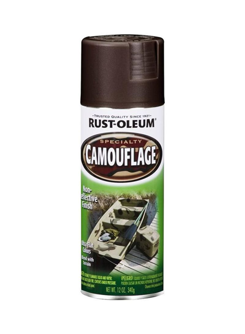 Spray Paint Earth Brown 12 Ounce Price In Uae Noon Tools