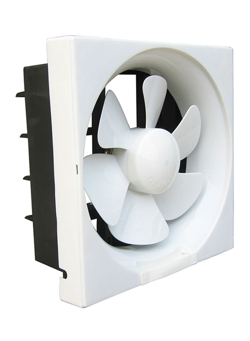 Square Exhaust Fan 210700100004 White Price in UAE | Noon
